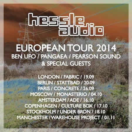 Hessle audio 19124