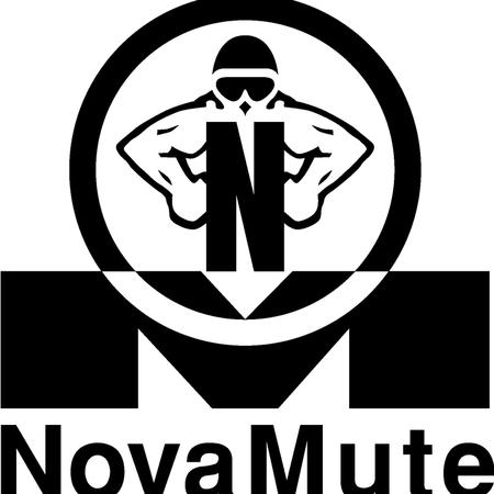 Novamute logo
