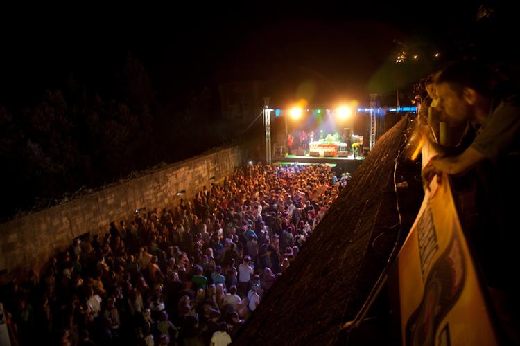 Pula Croatia Festival Christo Pula Croatia