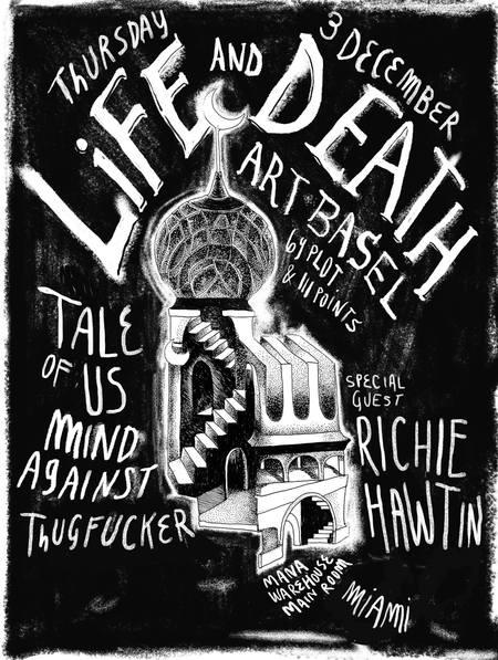 Lad art basel flyer