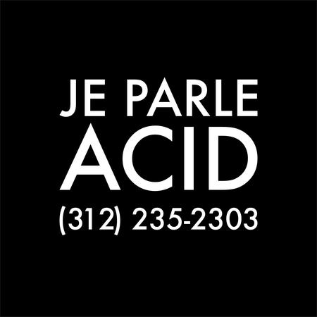 Tb arthur je parle acid