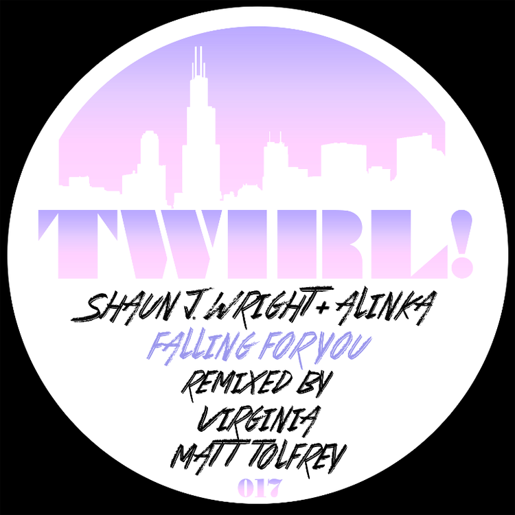 Shaun j. wright alinka falling for you twirl