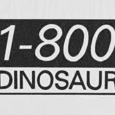 1-800-Dinosaur