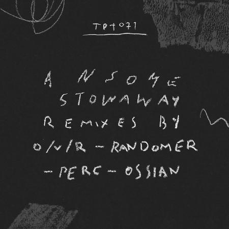 Stowaway remixed   release artwork