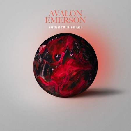 Artwork avalonemerson narcissusinretrograde