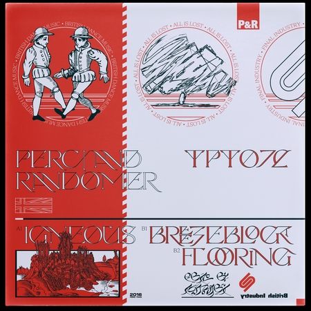 Artwork perc randomer tpt072 front of sleeve