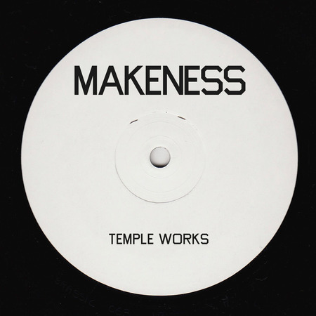 Temple works ep artwork