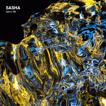 Artwork sasha fabric99