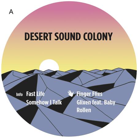 Artwork desertsoundcolony fastlife