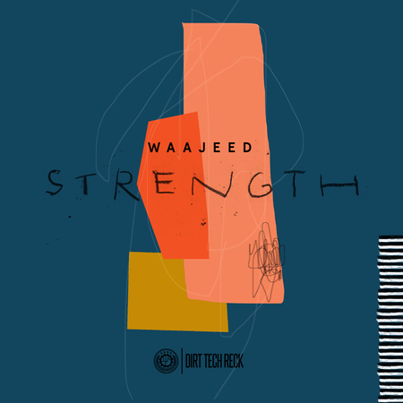 Artwork waajeed strength digital