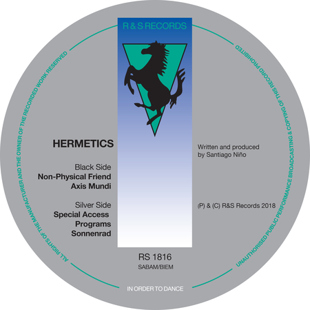 Artwork hermetics techgnosisep