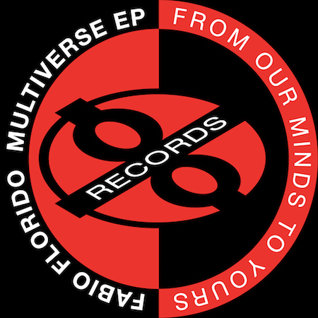 Plus8131   fabio florido   multiverse ep   cover 2000px square %28black background option for stores%29