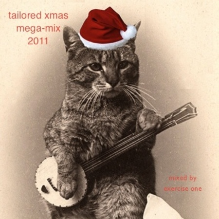 6061 tailored xmas mega mix 2011