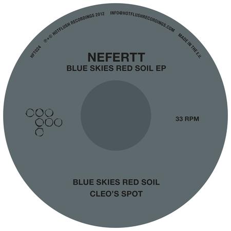 8818 blue skies red soil