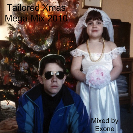 2808 tailored xmas mega mix 2010